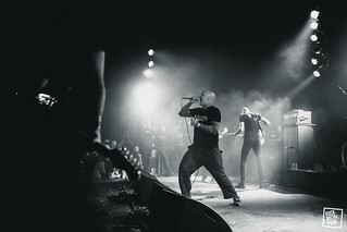 Gorilla Biscuits @ Groezrock / Shot by Doug Elliott