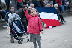 French Election: Celebrations at The Louvre, Paris (Lorie Shaull) Tags: presidentielle2017 frenchelection frenchelections2017 france emmanuelmacron paris thelouvre