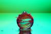 Drops on a marble (Wim van Bezouw) Tags: marble drop water splash strobist sony ilce7m2 pluto highspeed plutotrigger