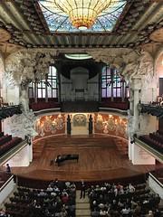 Konzertsaal Palau de la Musica