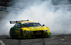 Audi RS 5 DTM (Lyutik966) Tags: audi romanrusinov formula1 car race track road turn sport smoke wheel moscow vasilyevskyspusk