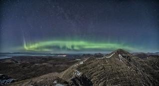Beinn Alligin Aurora