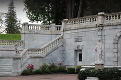 Georgian Court University, (Lakewood, New Jersey) (NataThe3) Tags: georgiancourtuniversity nj newjersey architecture statue sculpture