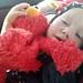 Elmo snuggle