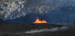 Hawaii Volcanoes National Park - Hawaii - 6781 (AZDew) Tags: crater hawaii hawaiivolcanoesnationalparkhi lavaflow volcano big island konavacation bigisland