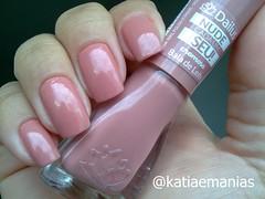 Bala de Leite (Dailus Color) (katiaemanias) Tags: dailuscolor esmaltesdailus katiaemanias nude esmalte esmaltes unhas unha nails nailpolish nail