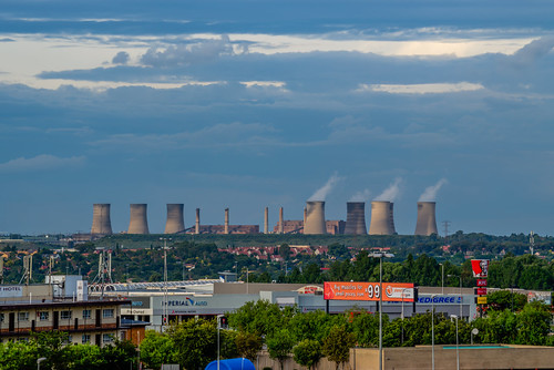 Kempton Park Power Station, Johannesburg