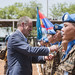 MONGOLIAN PEACEKEEPERS AWARDED UN MEDAL IN SOUTH SUDAN
