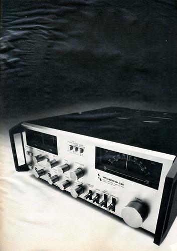 vintage stereo hifi ad advert advertisement magazine print 70s