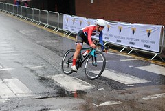 Matrix Fitness Grand Prix Series Round 5 - 18 (zawtowers) Tags: matrix fitness grand prix series cycling round five 5 croydon town centre course women event ladies fast pace rain raining wet weather velo speed thursday 18th may bike sport vehicle afsnikkor50mmf18g 50mm fifty