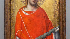 Gaddi, Saint Julian, detail