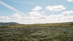 Kjolur (IggyRox) Tags: iceland island scandinavia europe north highlands kjolur arnessysla hveravellir nature beauty film 35mm mountains sky clouds hike kerlingarfjoll flat vast view clear sunny