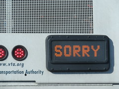 May 18: The Sorry Bus