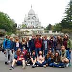 Studiereis Parijs (4&5/05/17)
