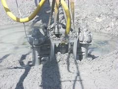 pumping inerts