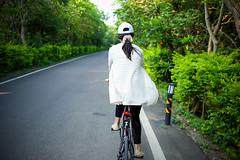 DSCF2305 (Brian HCH) Tags: fujifilm xt1 brianhuang 腳踏車 新屋 新屋綠色隧道