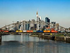 Frankfurt am Main (talkingvisual) Tags: frankfurt osthafen