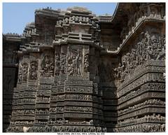 Intricate (vatsaraj) Tags: nikon d300 vatsaraj cvatsaraj halebidu halebeedu hoysala hoyasala architecture temple stonetemple stonearchitecture