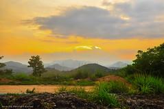 Sunset in Western Ghats, Munnar, Kerala (Babish VB) Tags: kerala munnar india theindiatree nikon nikond90 indiatravel keralatravel keralatourism munnartourism indiatourism tourism touristplace ghats westernghats sunset clouds evening view sunsetview viewpoint picnicspot