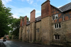 Ludford House (Badly Drawn Dad) Tags: gbr ludlow shropshire unitedkingdom ludford geo:lat=5236271718 geo:lon=271773218 geotagged overtonroad