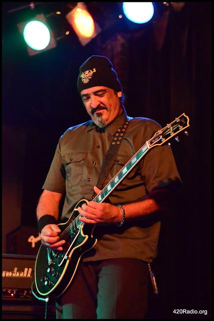 Zed - Ash Street Saloon - Portland, OR - 10/13/16