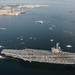 Carrier USS Ronald Reagan Arrives in Japan (October 1, 2015)