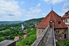 Schloss Hohentübingen (chrissie.007) Tags: deutschland badenwürttemberg tübingen schloss neckartal ammertal schlosshohentübingen burg festung universitätsstadt