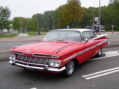 Chevrolet Impala V8 Coupe (1959) (brizeehenri) Tags: chevrolet impala 1959 de2237