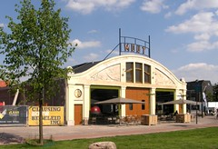 """""""Mout"""" in Hilversum (NL) (Vriendelijkheid kost geen geld) Tags: mout hilversum foodhall brewery gooi nederland"""