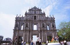Sao Paulo, Macau (Niall Corbet) Tags: china macau saopaulo church facade