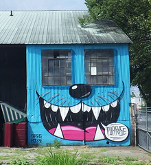 Purpose by Greg Mike (wiredforlego) Tags: graffiti streetart urbanart aerosolart publicart gregmike krog atlanta atl georgia
