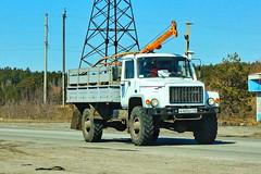ГАЗ-3308  В 465 ЕУ 45 (zauralec) Tags: kurgancity therouter254irtysh город курган трасса трассар254иртыш автомобиль грузовик газ3308 в 465 еу 45