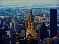 Chrysler Building - Manhattan, New York City