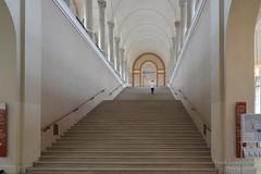 München 054 (Frank Guschmann) Tags: münchen universitätsbibliothek treppe haupttreppe frankguschmann nikond7100 d7100 nikon deutschland germany urlaub vacation holidays