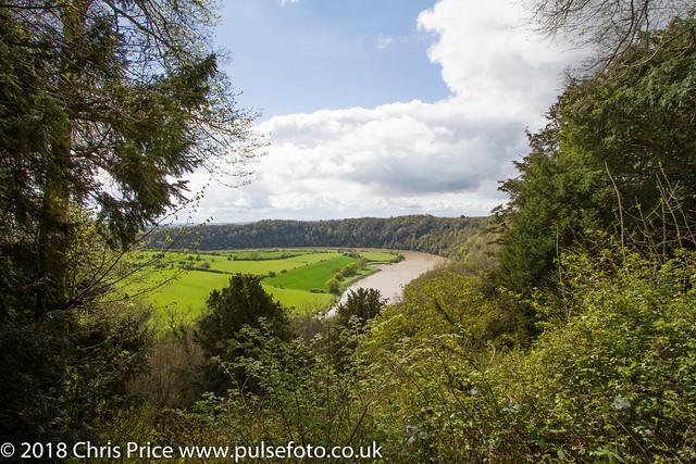 River Wye, Near Tintern