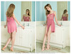 Somersetman4279-84 (somersetman) Tags: modelvicky negligee windowlight sheer bathroom mirror composite diptych shr