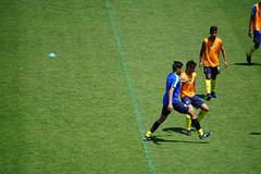La selección de Tokio sub14 vs Boca Juniors sub14 (PINA10460) Tags: boca futbol tokio sub14
