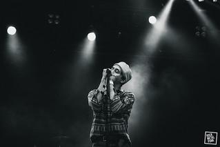Mewithoutyou @ Groezrock / Shot by Doug Elliott