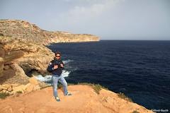 IMG_9762 (alberto.gentile89) Tags: bluegrotto cliffs malta holidays me canon eos 7d polarizing sea seascape nature hoya colors spring travel