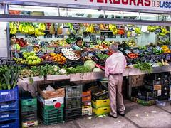 La Boqueria (J Wells S) Tags: themercatdesantjosepdelaboqueria laboqueria publicmarket theciutatvelladistrict barcelona catalonia spain fruits vegetables lesrambles