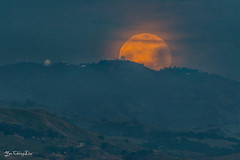 Full moon rise today (FollowingNature) Tags: fullmoon sanjose ngc