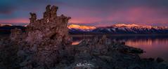 Sierra Glow (Björn Burton Photography) Tags: sierranevada sierramountains monolake california sunrise alpineglow tufa southtufa bjornburtonphotography landscapephotography