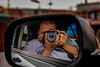 The Example of how to take selfie with a DSLR (CuriousClickZ) Tags: itsme me selfie dslr portrait fun mirror image glass car canoneos70d photography man pose road sidemirror chittagong