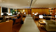 Reading lounge (A. Wee) Tags: cathaypacific thepier firstclass airport lounge hkg hongkong 国泰航空 香港 机场 中国 china
