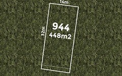 Lot 944, Viewbright Road, Clyde North VIC