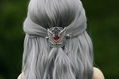 Metal hair pins (brighnasa) Tags: bjd sd13 sd17 barrette hairpin accessories