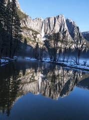 Reflections (DocNordic) Tags: yosemite yosemitenationalpark nationalpark california sierranevada mountain valley yosemitevalley johnmuir worldheritagesite granitecliffswaterfalls sequoias lakes biologicaldiversity