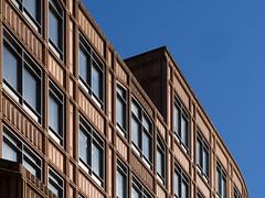 milk chocolate (Cosimo Matteini) Tags: cosimomatteini ep5 olympus pen m43 mft mzuiko60mmf28 london building architecture sky blue milkchocolate