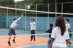 CEM Giovania de Almeida 26 04 17 Foto Celso Peixoto (9) (Copy) (prefbc) Tags: cem giovania almeida escola educação atividade escolar esporte volei