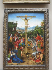 Louvre, Paris (rylojr1977) Tags: louvre paris museum art history capital colour vivid religious crucifixion